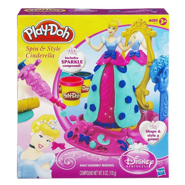 Play Doh Set Disney Princess Cenusareasa