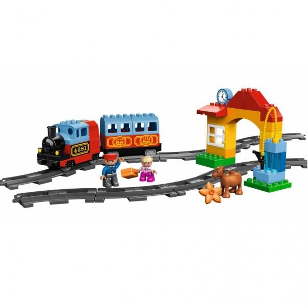 zzPrimul meu set de trenuri