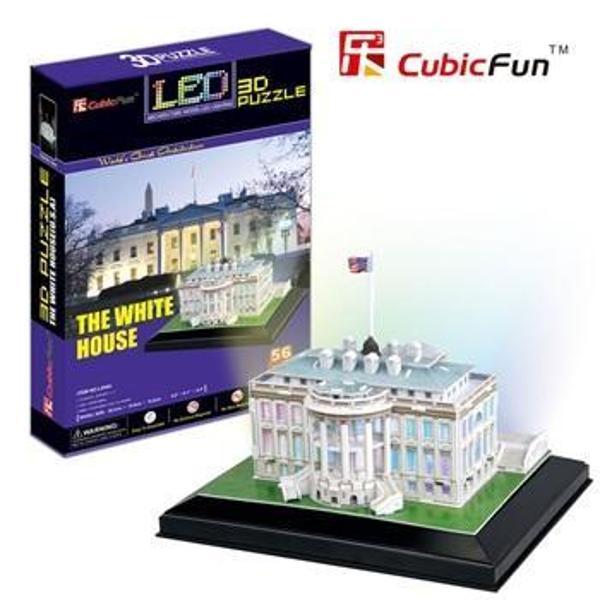 Puzzle 3D Fun, CBF4