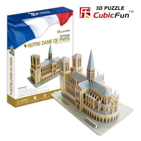 Puzzle 3D Fun, CBF3