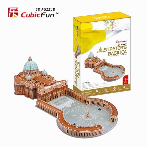 Puzzle 3D Fun, CBF5