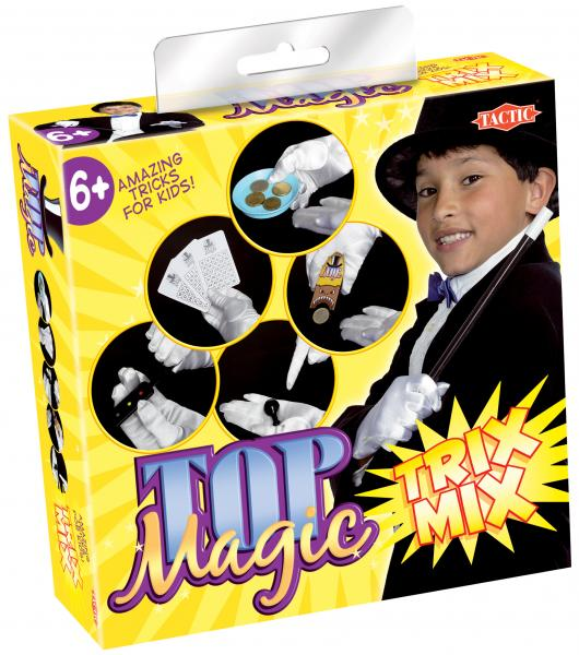 Set Magician Top Magic Galben