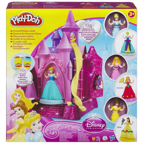 Play Doh Set Disney Castelul printeselor
