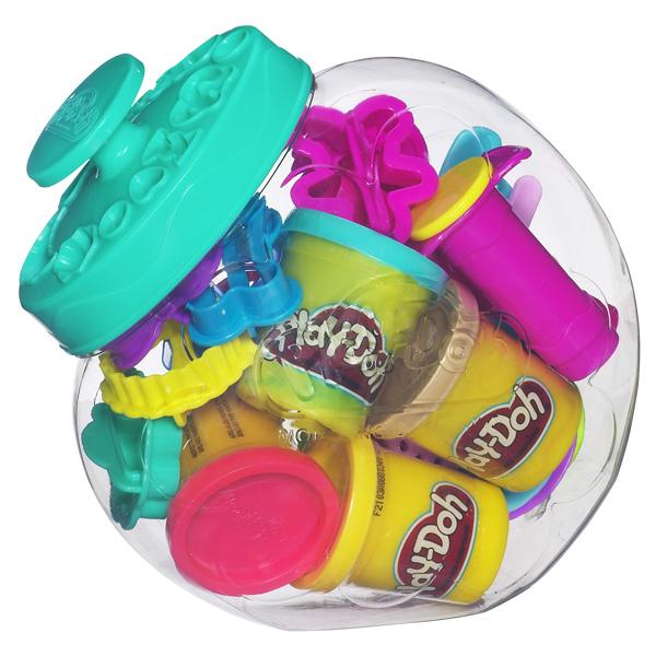 Play Doh Borcanul cu bomboane