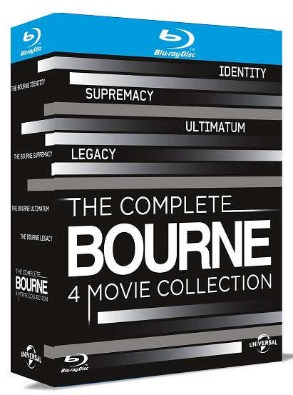 BD: BOURNE COLLECTION
