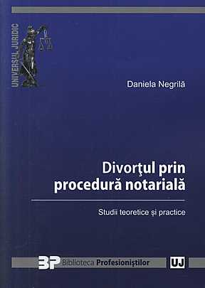 DIVORTUL PRIN PROCEDURA NOTARIALA