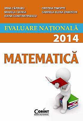 EVALUARE 2014 MATEMATICA CAPRARU