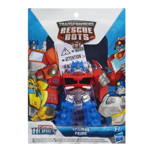 Punguta cu figurina Rescue Bots
