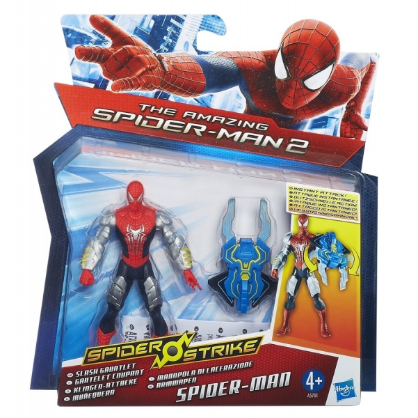 Figurina Spider-Man Strike, 9.5 cm