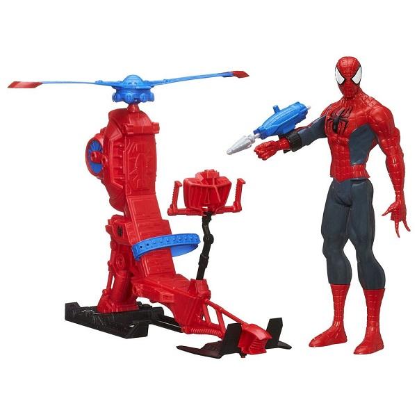 Elicopterul lui Spider-Man