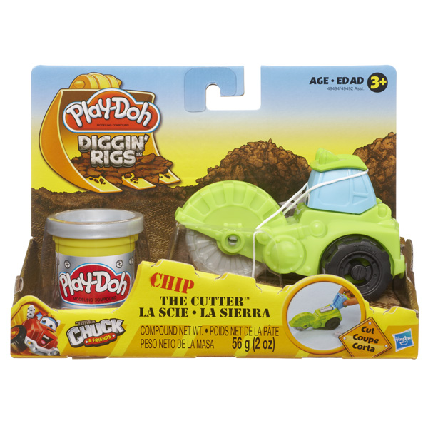 Play Doh Chuck - set mini constructii