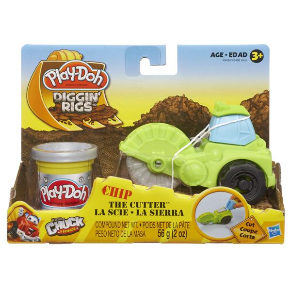 Play Doh Chuck - set mini constructii