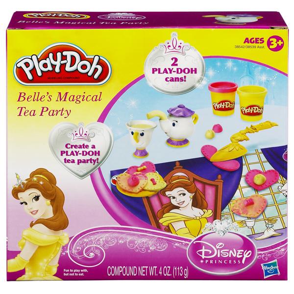 Play Doh Mini set Disney Princess