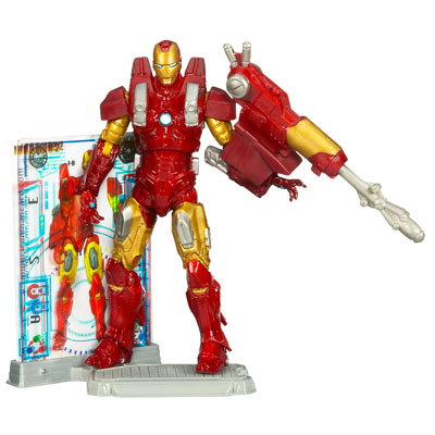 Iron Man 2 figurina asortata