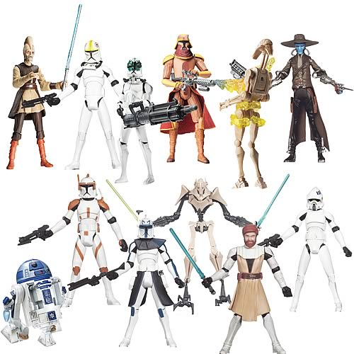Star Wars 3 figurina asortata