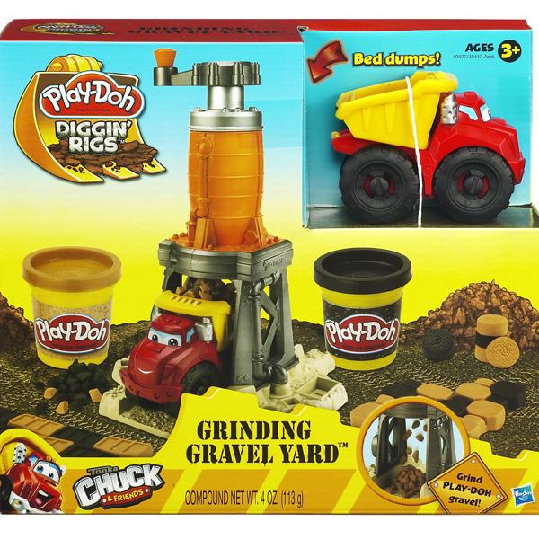 Play Doh Chuck - unelte de construit