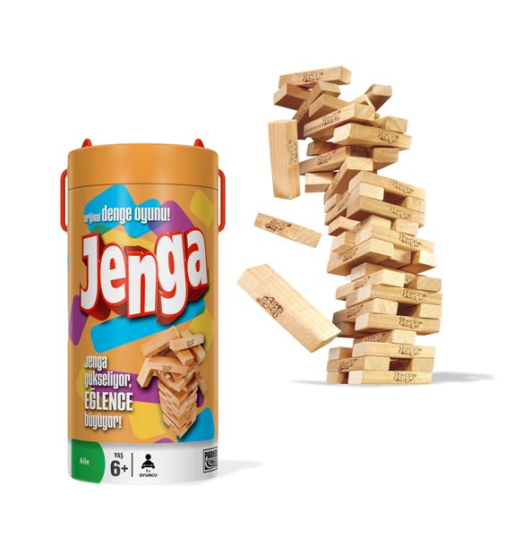 Joc Jenga Orange