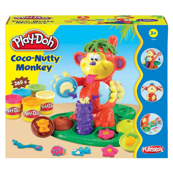 Play Doh maimutica Coco Nutty