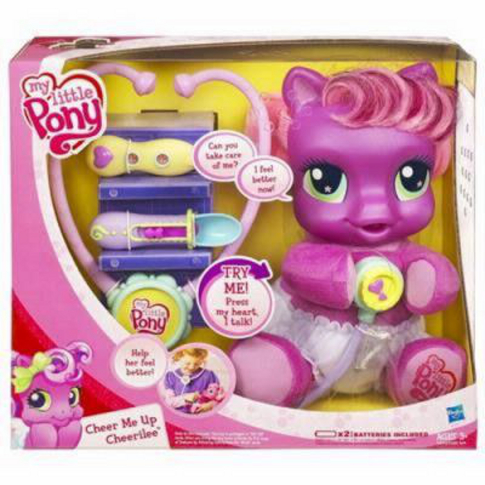 MLP poney mare Cheerilee