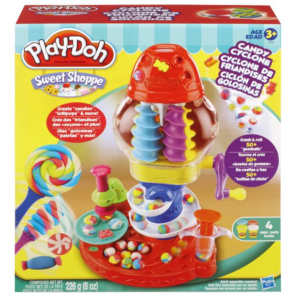 Set Play Doh Fabrica de bomboane