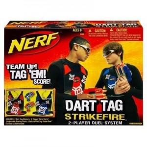 Set pentru 2 jucatori Strike Fire Dart Tag