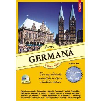LIMBA GERMANA. SIMPLU SI EFICIENT EDITIA 9