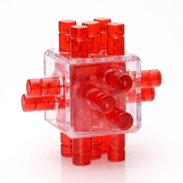 Cub 3D puzzle,6+