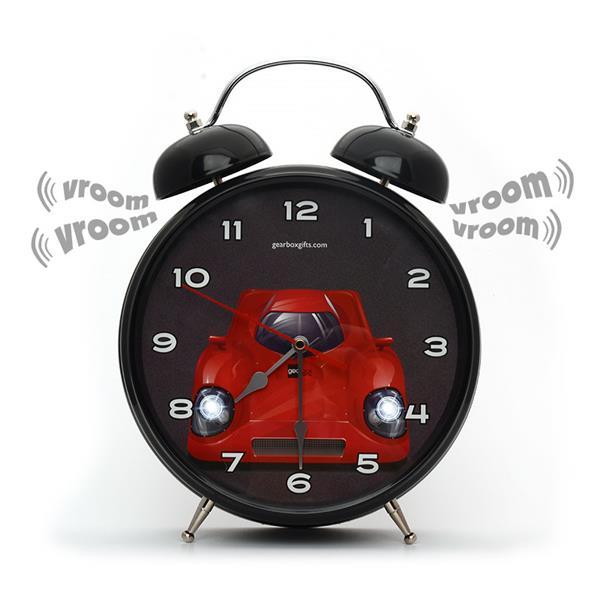 Ceas cu alarma auto