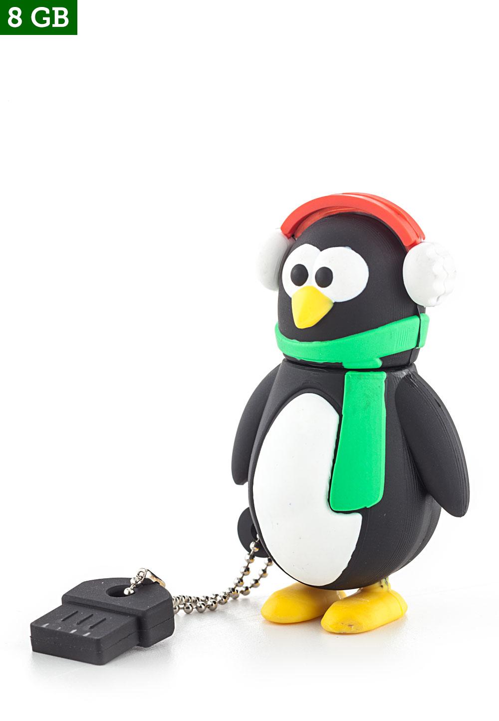 MEM STICK 8 GB - PINGUIN