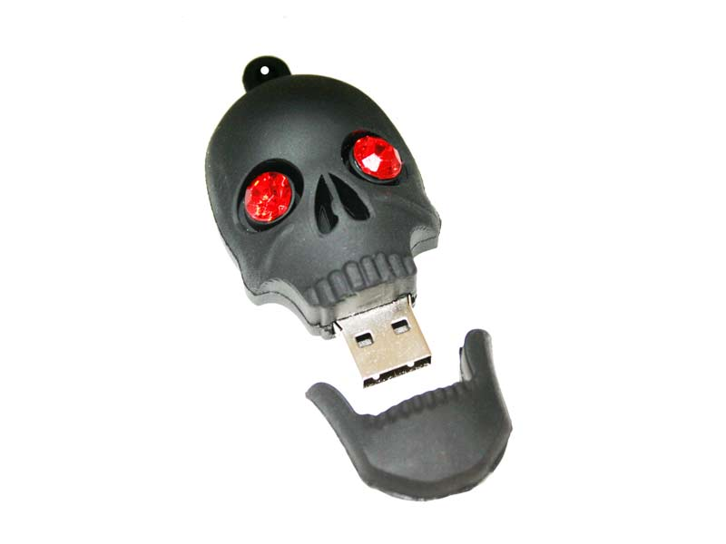 MEM STICK 8 GB - SKULL