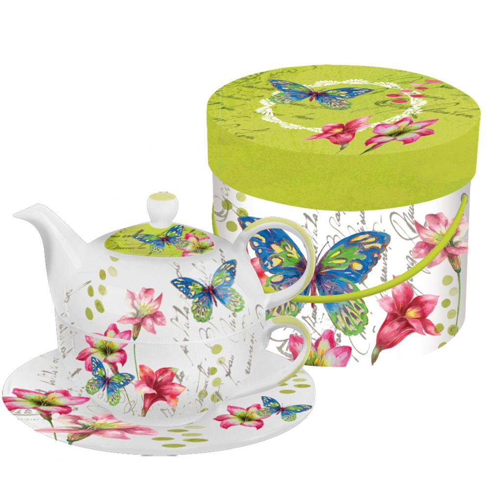 Set Tea 4 One