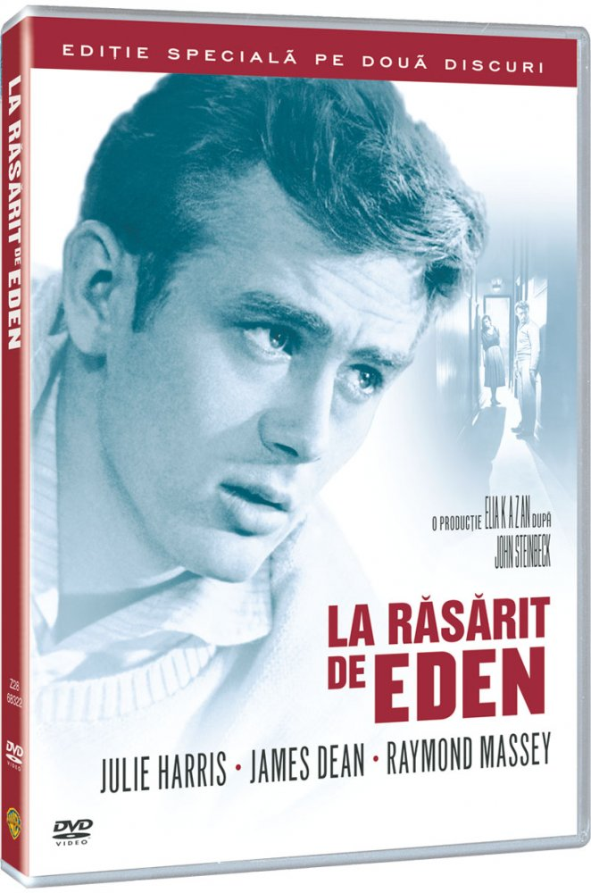 EAST OF EDEN - LA RASARIT DE EDEN SP.ED