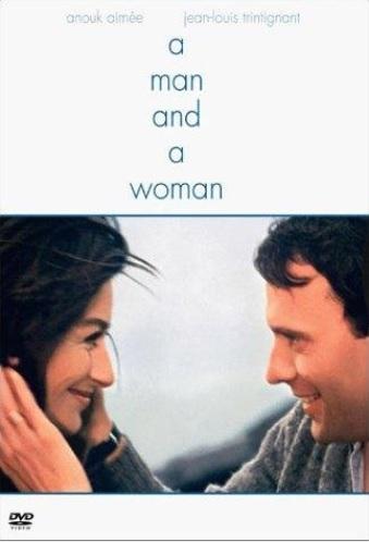 UN BARBAT SI O FEMEIE- MAN AND A WOMAN-DVD