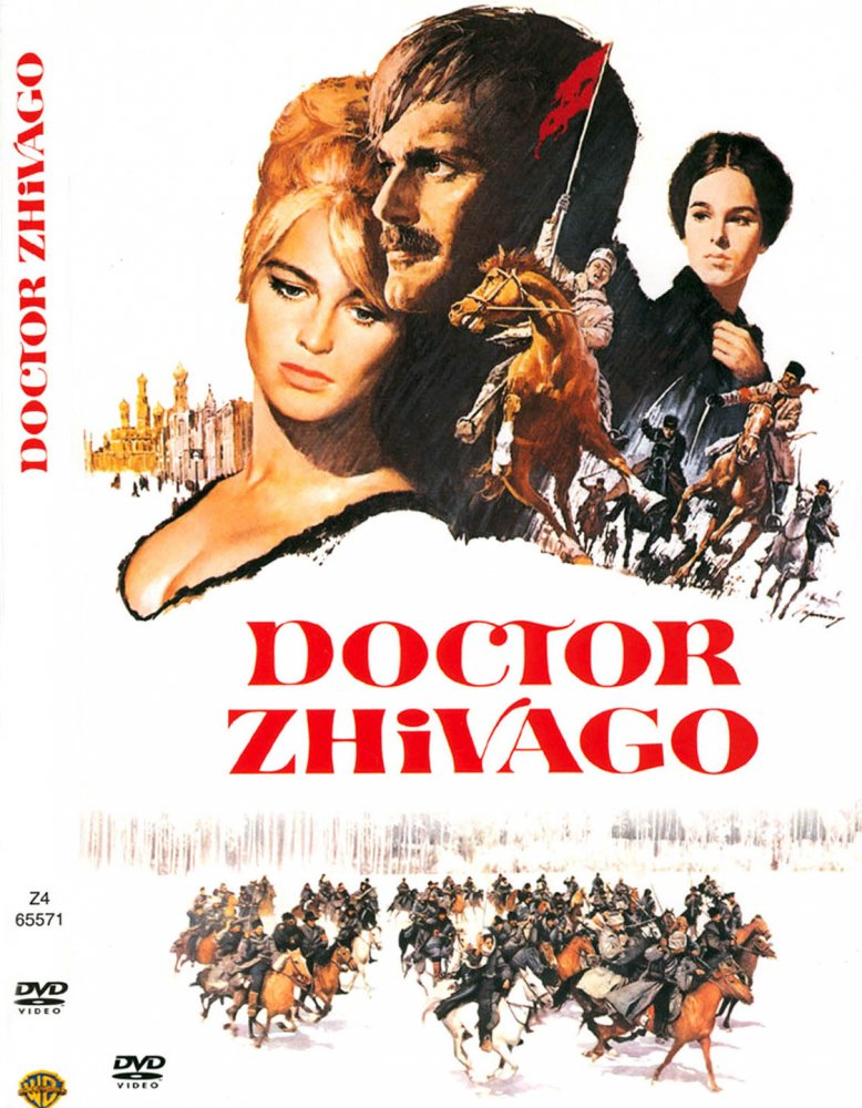 DR. ZHIVAGO 1disc
