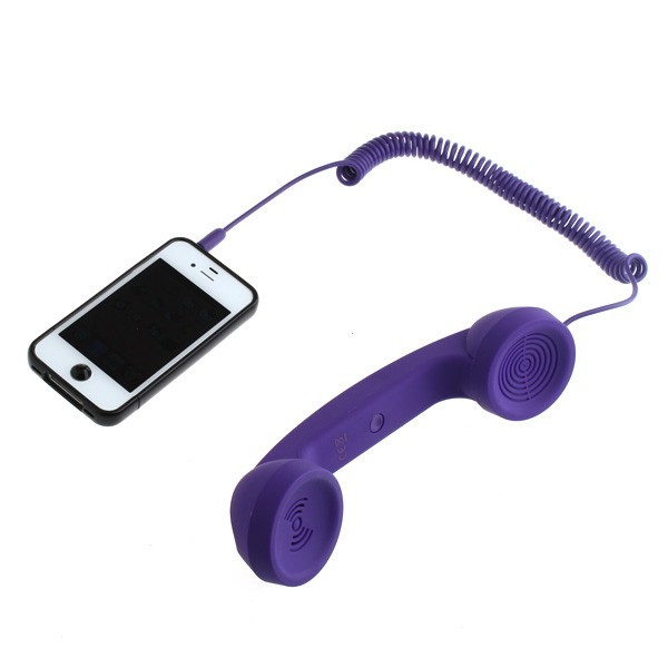 Receptor retro pt telefon mobil,22cm