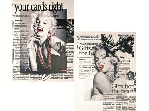 Tablou Marilyn,60x76x3cm