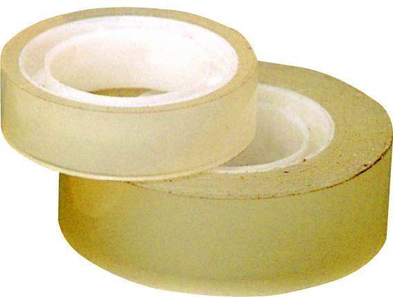 Banda adeziva,transparenta,12mmx10m