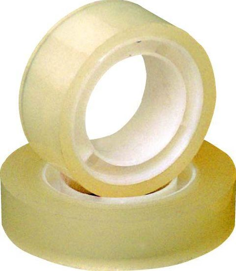 Banda adeziva,transparenta,15mmx30m