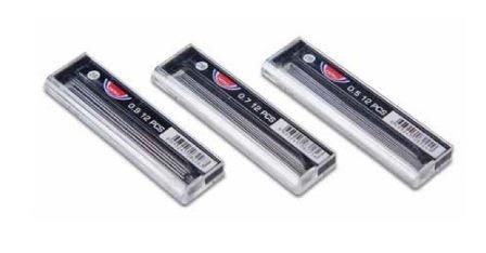Mina creion mecanic Noki,0.7mm,2B,12/set