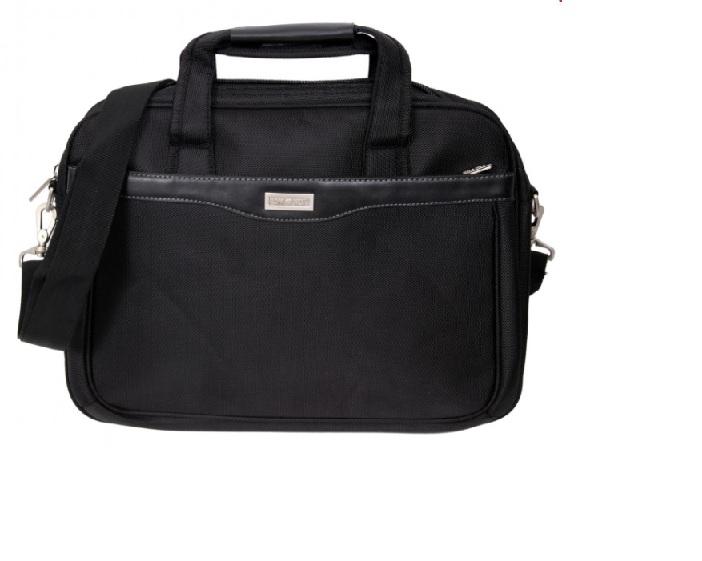 Geanta laptop Challenger,39x28x15cm,negru