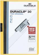 Duraclip Original 30 pt. 30 foi, galben