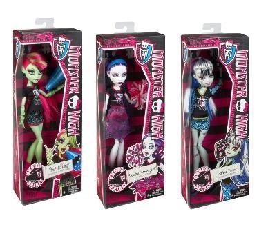 Papusa Monster High spiritele vampirilor