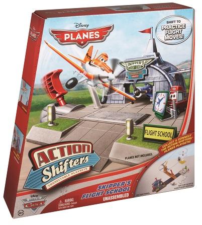 Set Planes Skipper's Flight...