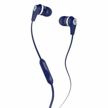 Casti Skullcandy Ink'd Yankee Navy/ White