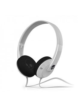 Casti Skullcandy Uprock White Black