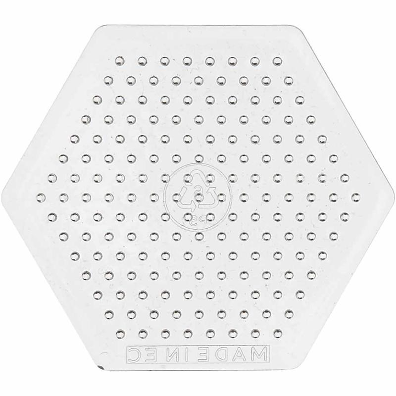 Tabla pt margele 5x5mm,7cm,hexagon