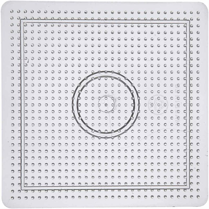 Tabla pt margele 5x5mm,15x15cm,patrat