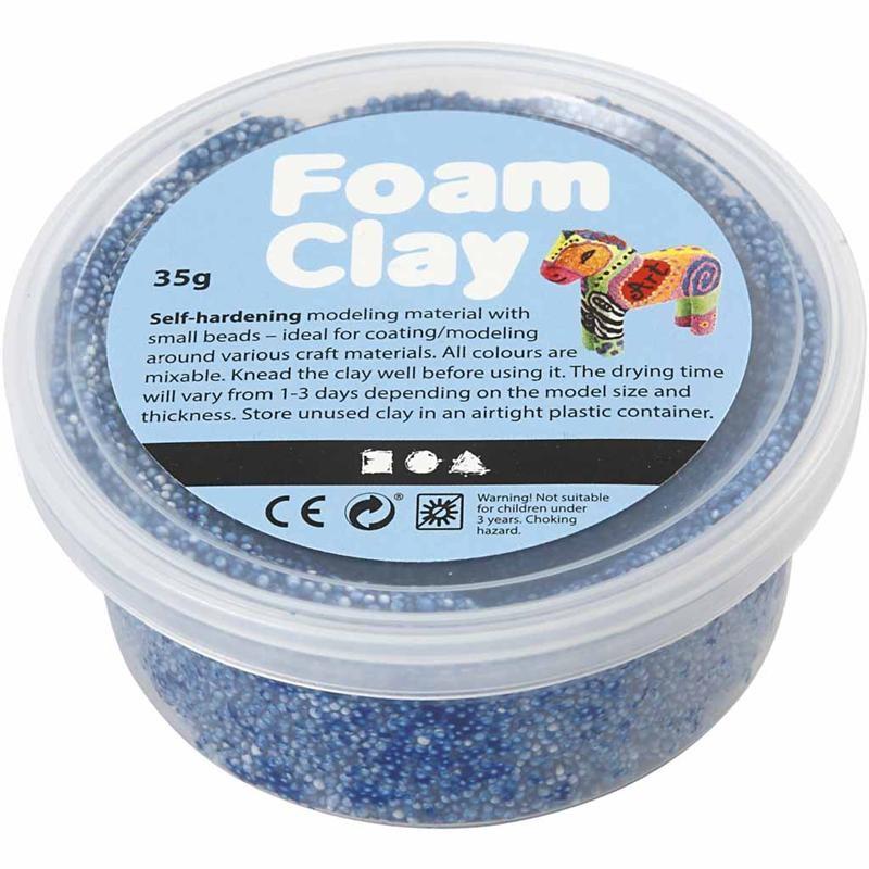 Spuma Clay,35g,blue