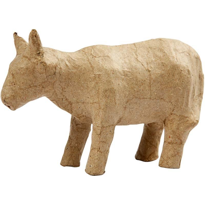 Vaca carton,8cm,bucata