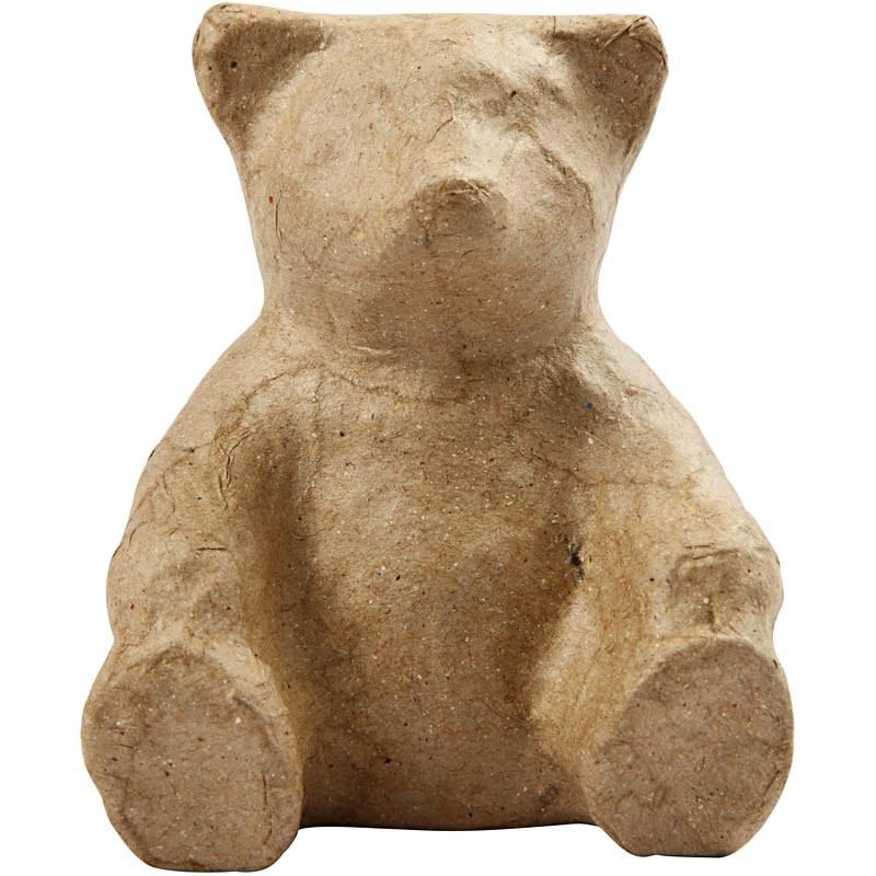 Urs carton,8cm,bucata